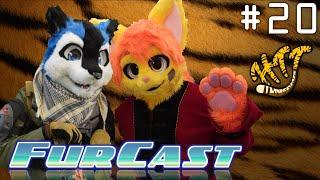 Des FURRIES en LIVE sur Twitch ! (FurCast) - HTT #20