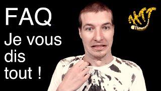 FAQ Avril 2020 (et explication du spécisme)