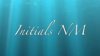 Initials NM [PARODIE]