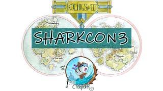 SHARKCON 3 | Un monde d'aventures | Steampunk Furry