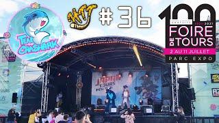 Foire Expo de Tours et TEAM CHASHARK - HTT #36